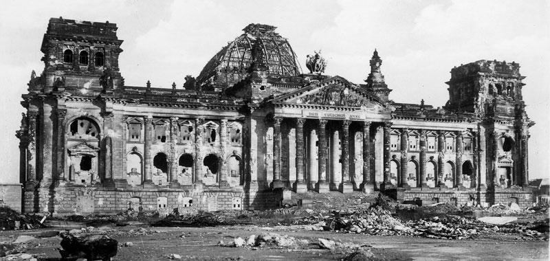 1945 Caduta del Terzo Reich