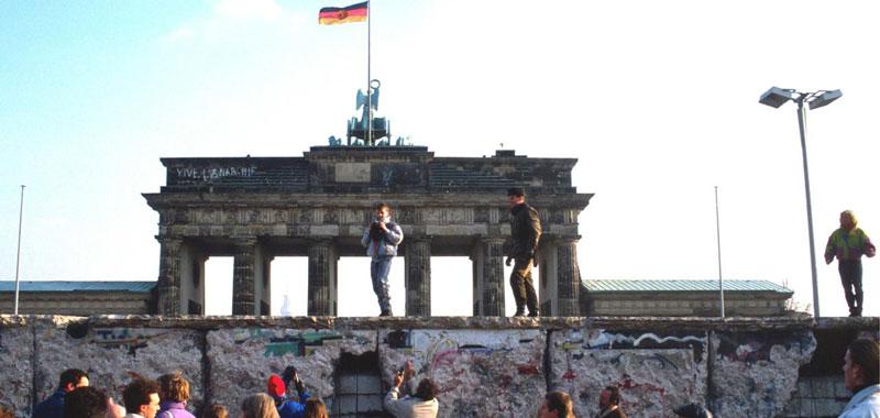 1989 Caduta muro di Berlino