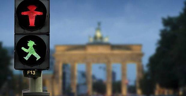 Ampelmännchen berlino semafori