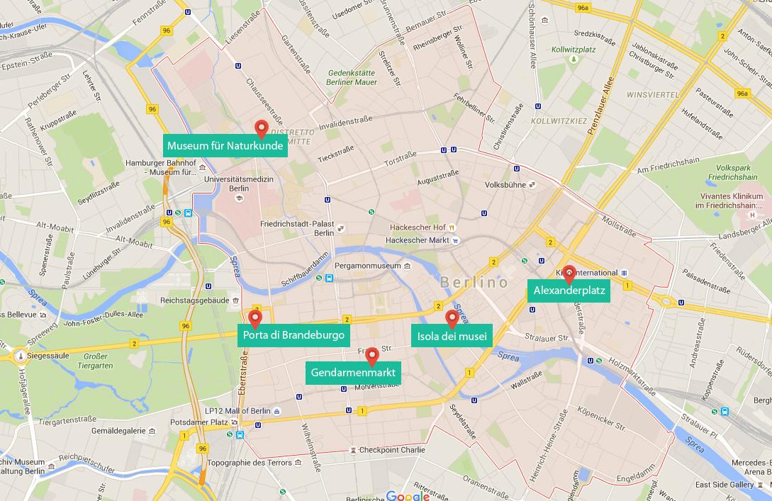 Mitte, centro di Berlino: cosa vedere, dove alloggiare e come ...