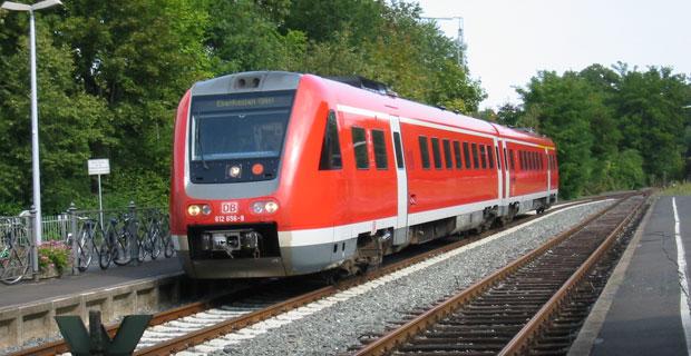 Berlino in treno