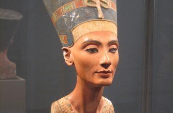 Busto di Nefertiti - Neues Museum Berlino