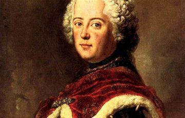 Federico II il grande, re di Prussia