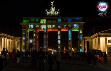 Festival of Lights 2016, il festival delle luci di Berlino