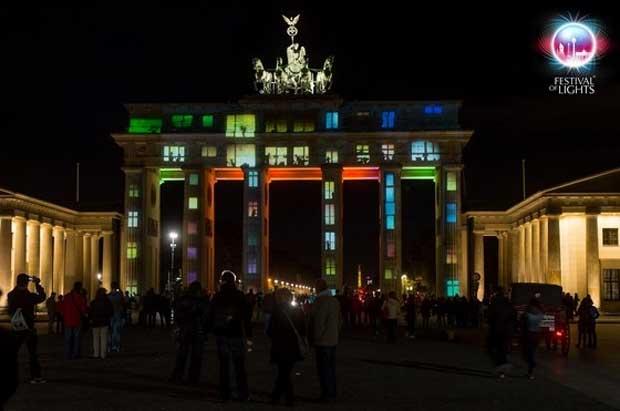 Festival of Lights Berlino