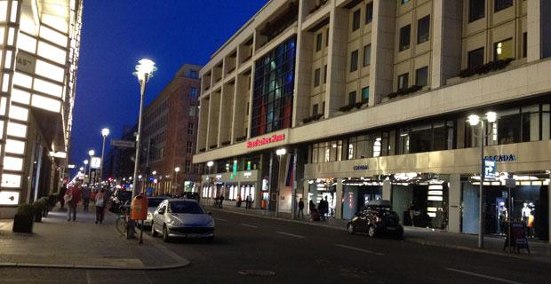 Friedrichstraße Berlino