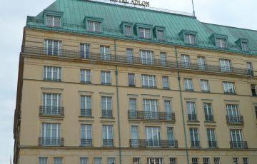 Hotel Adlon: l'hotel storico di Berlino