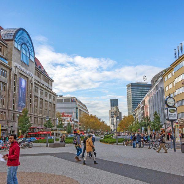 Kurfürstendamm berlino