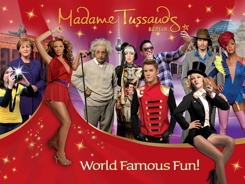 Madame Tussaud Berlino