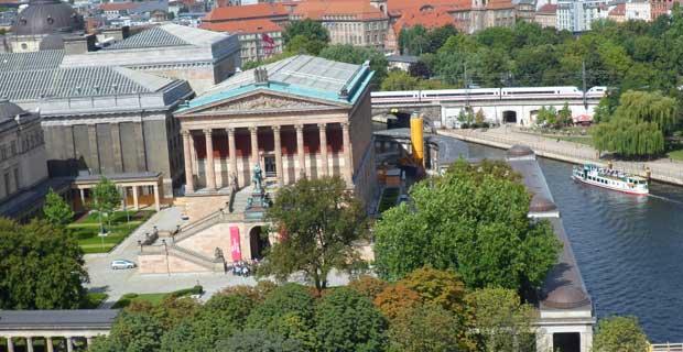 Isola dei musei di Berlino