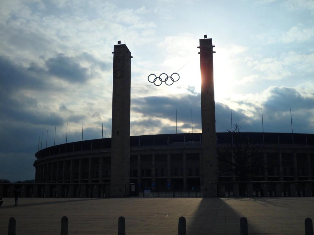 Olympiastadion squadre di calcio di Berlino