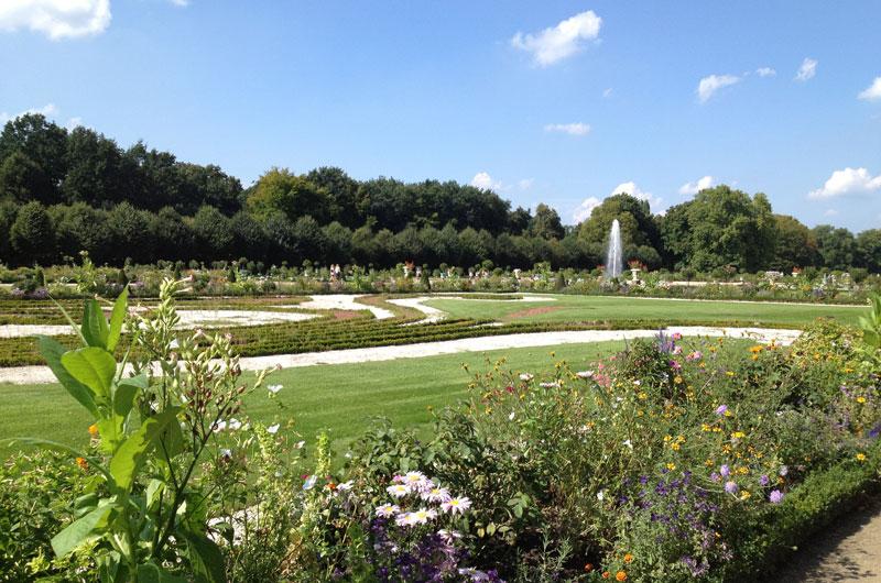 Parco del Castello di Charlottenburg