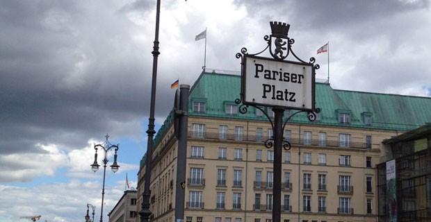 Pariser Platz Berlino