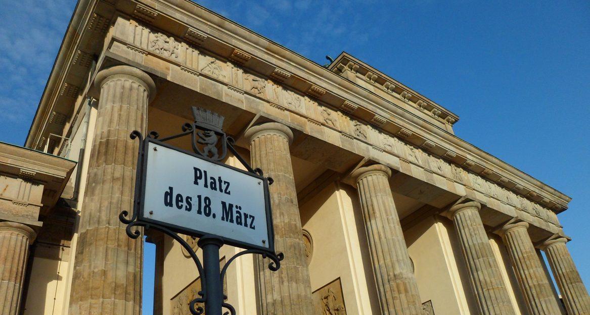 Porta Brandeburgo di Berlino