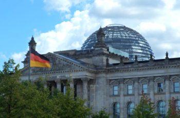 Reichstag - Parlamento della Germania