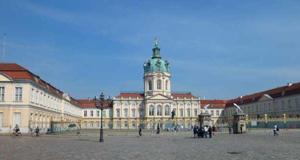 Schloss Charlottenburg Castello di Charlottenburg Berlino