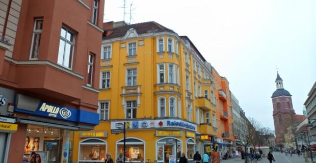 Il quartiere Spandau di Berlino