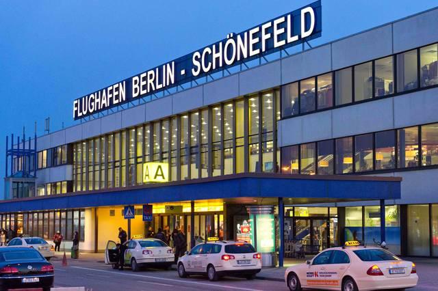 Aeroporto Berlino : Aeroporto berlino schönefeld come raggiungere il centro