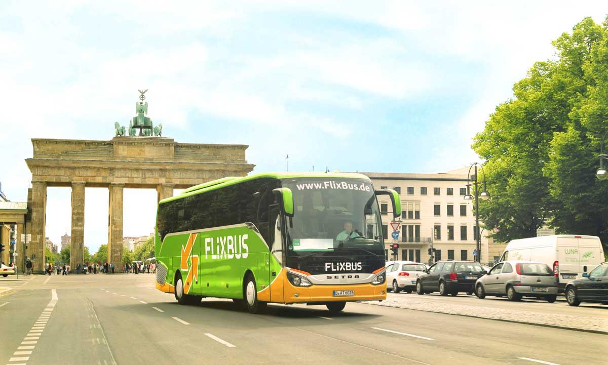 Arrivare a Berlino in autobus