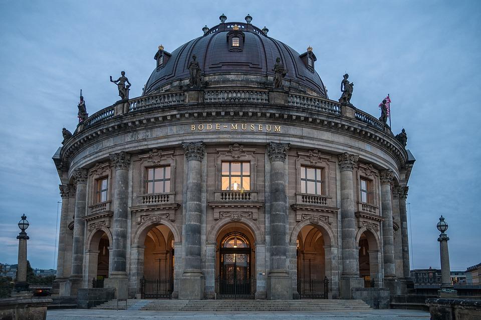 Bode Museum di Berlino