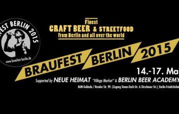Braufest Bier Berlino