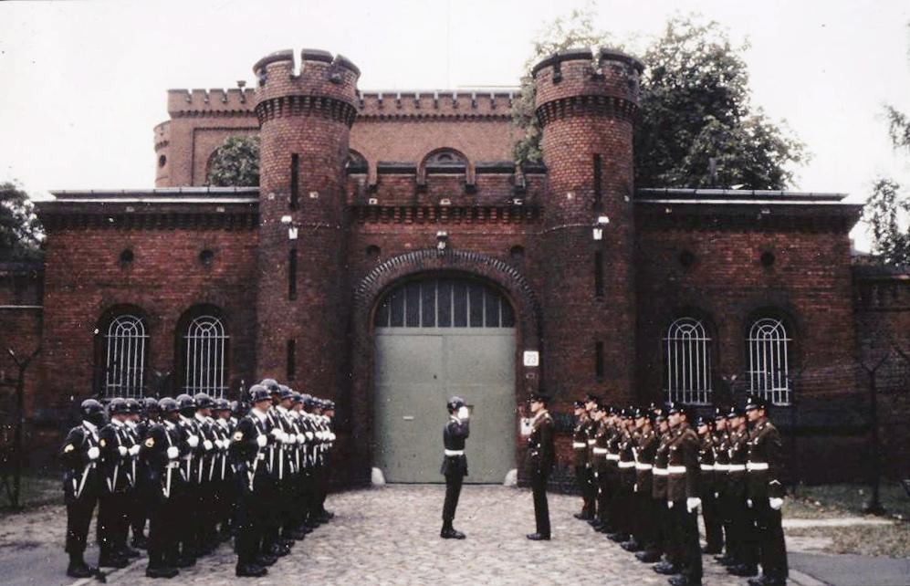 Il carcere di Spandau