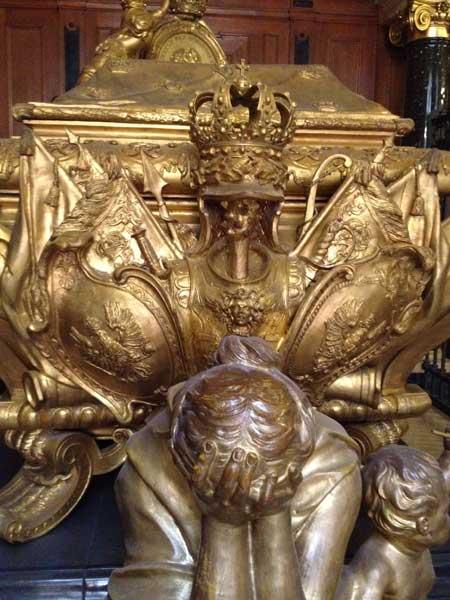 Cripta tombe Duomo Berlino