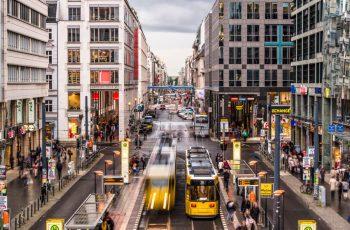 friedrichstrasse berlino