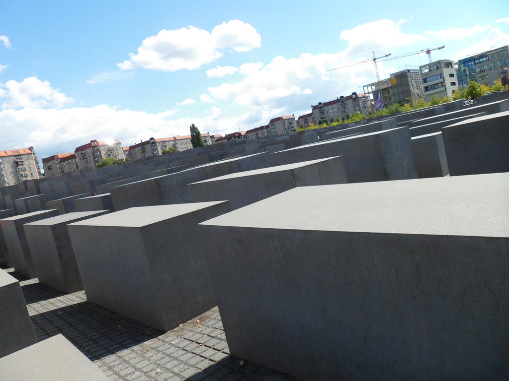 Monumento all'Olocausto - Berlino