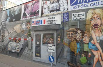Muro di Berlino - Berlino Est