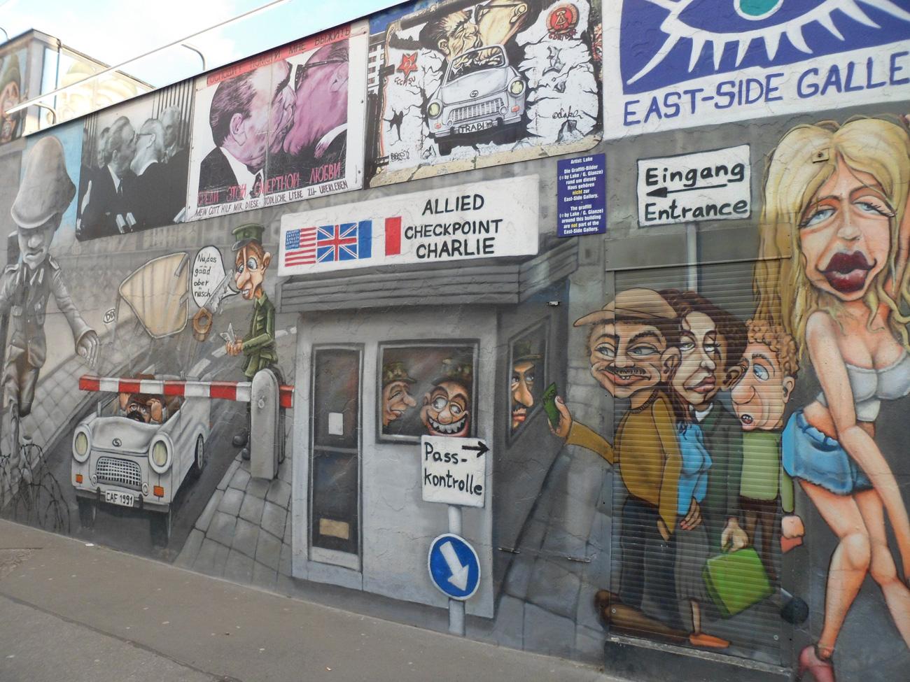 Cosa vedere a berlino est viaggi berlino for Vedere case online
