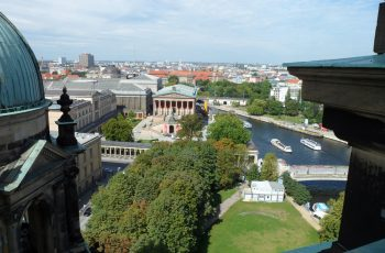 Museumsinsel e Spree