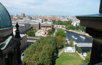 Berlino dall'alto