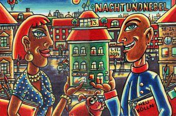 """""""Nachtundnebel"""": Tutti insieme per apprezzare il quartiere Neukölln"""