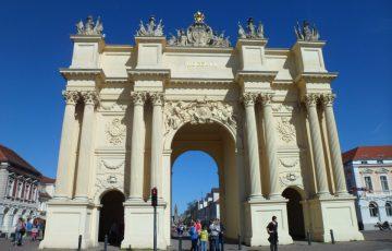 Porta di Brandeburgo a Potsdam