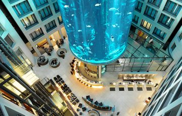 Radisson Blu Hotel di Berlino