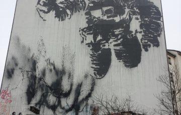 La Berlino dei graffiti e della Street Art