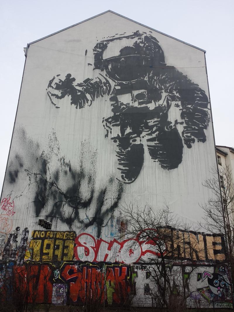 Graffiti Berlino