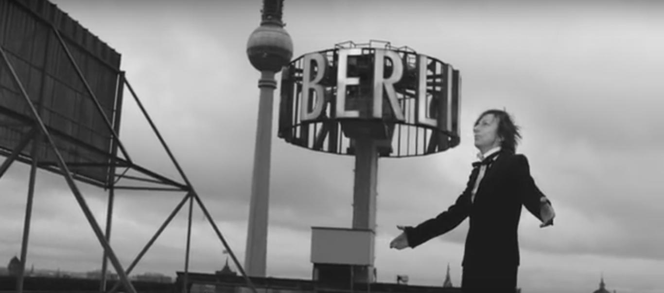 Video a Berlino di Gianna Nannini